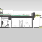Diseño de reciclaje y reuso de agua en vivienda, Montequinto (dibujo de marta Paoletti)